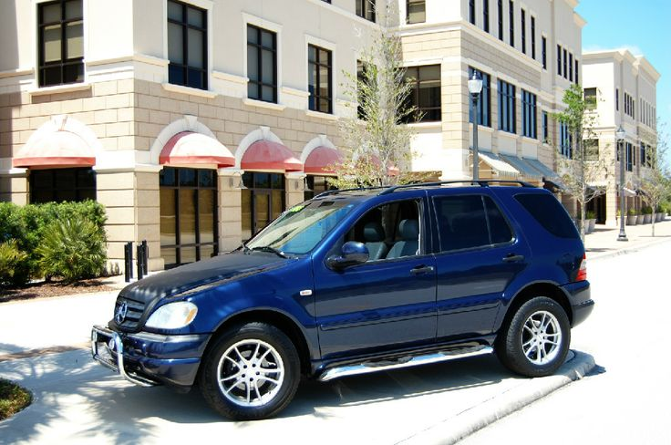 2000 Mercedes ML 320 All Wheel Drive  135000 miles