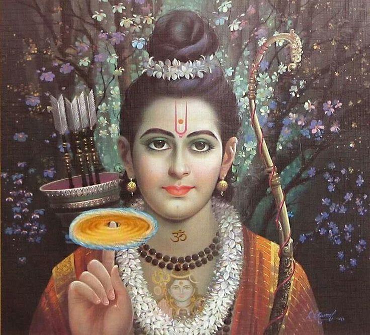Shri Ram and Mahadev