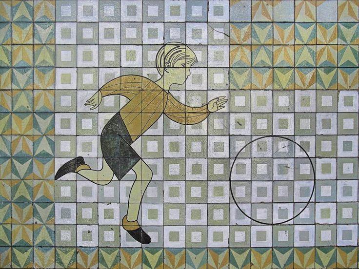 paineis azulejos igreja da graça, bairro da graça, lisboa -  ALICE JORGE E JÚLIO…