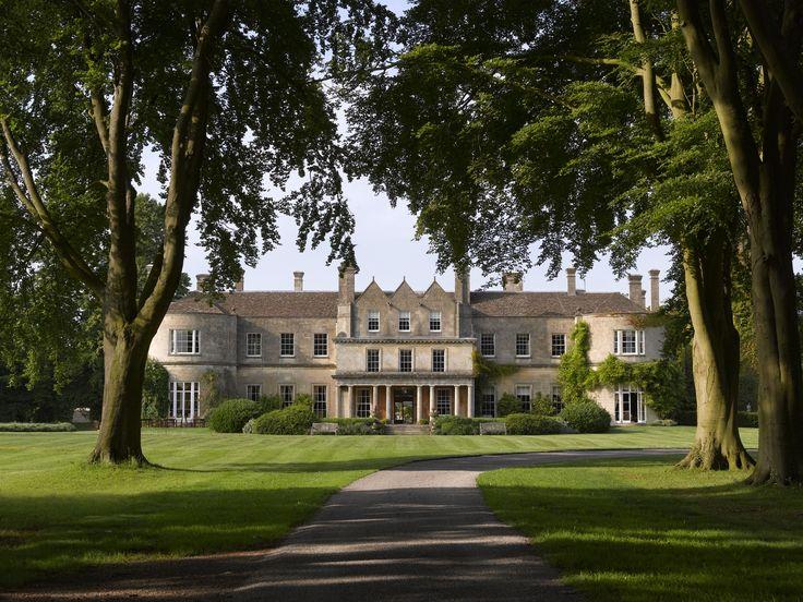 Lucknam Park Hotel Spa Bath Wiltshire
