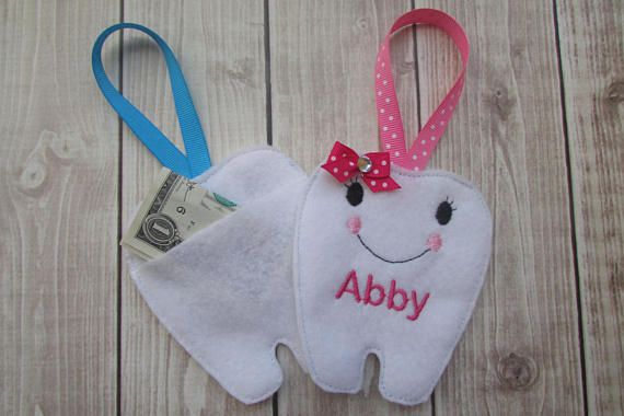 Tooth Fairy Pillow Tooth Fairy Pocket Tooth Fairy Door