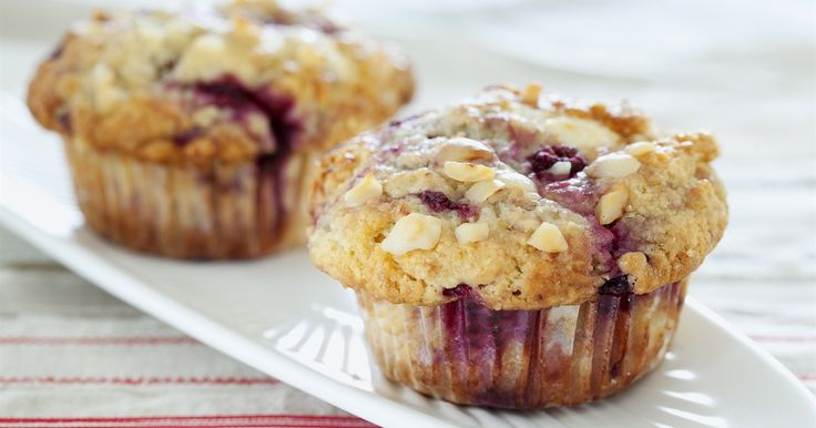 For a sweet treat that will delight young and old alike, you'll want to make these delish muffins.