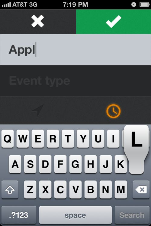 Countdown Add Item - UltraUI | UI Design & Inspiration