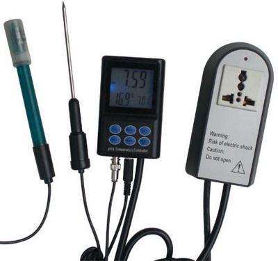 KL-221 Digital pH and Temperature Controller