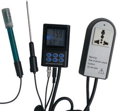 KL-221 Digital pH and Temperature Controller