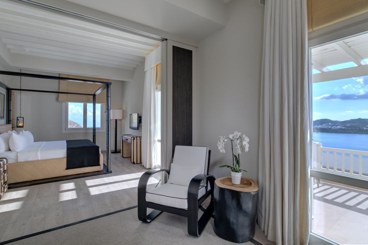 Honeymoon Suite | Santa Marina, A Luxury Collection Resort, Mykonos