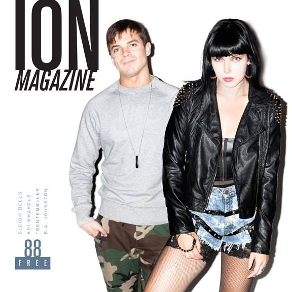ION ISSUE 88 — SLEIGH BELLS