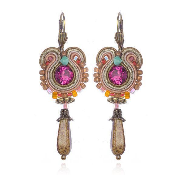 Dori Csengeri Jazz earrings
