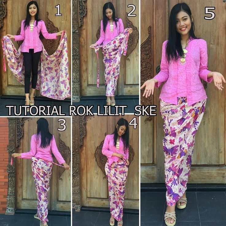 TUTORIAL ROK LILIT
