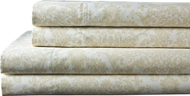 Delano 300 Thread Count 100% Cotton Sheet Set