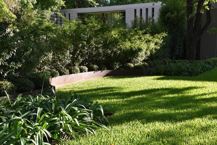 Las 25 mejores ideas sobre jardines de muros de contenci n - Muros para jardin ...