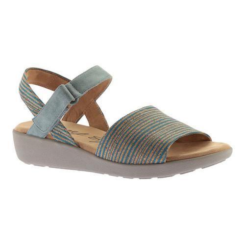 Women's Easy Spirit Kala Wedge Sandal Multi/