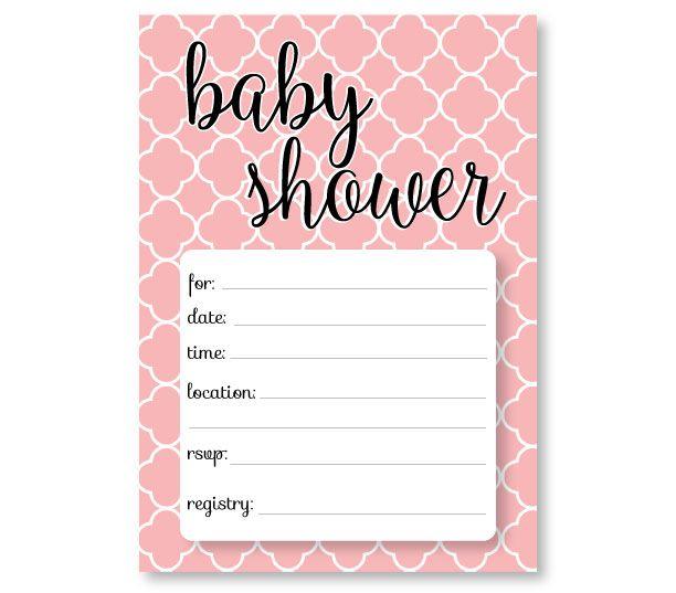 free baby shower invitation templates printable baby shower invitation cards