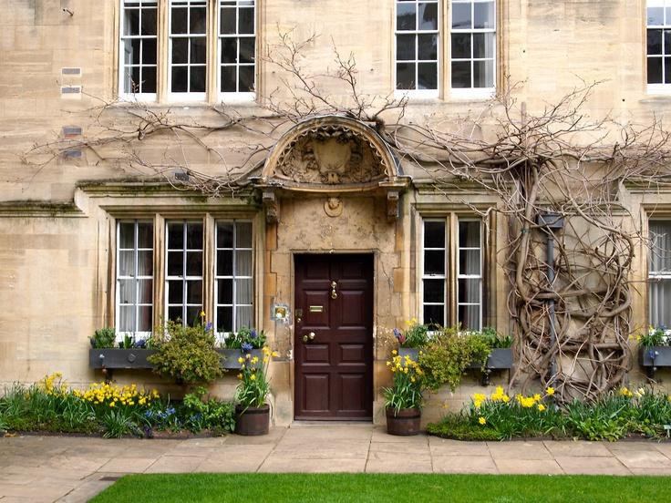 honestlyelizabeth: Jesus College - Oxford,...