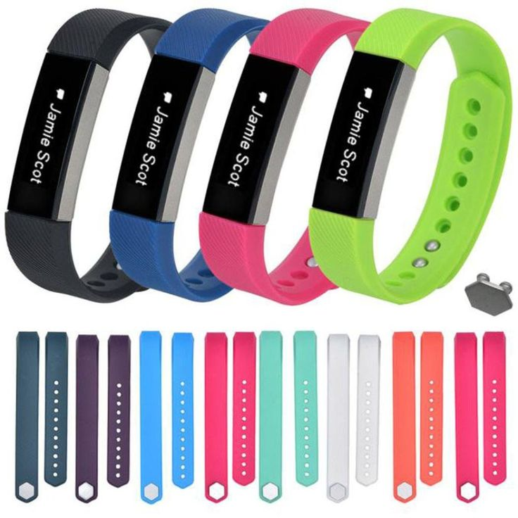 For Fitbit Alta,Haoricu 12PC Large Small Size Wristbands Band Strap + 1pc Buckle (A). Material:Silicone. A:Large Strap length:170-220mm ; B:Small Strap length:160-190mm. Compatible For Fitbit Alta Wristband. Color:Army Green,Black,Dark Blue ,HOT Pink ,Mint Green,orange,Pink ,Purple,Red ,sky blue,White. Package Include: 12pc Wristband(without retail package)+1pc Buckle.