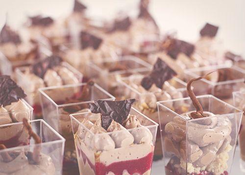 Verrine malina z czekoladą Ecuador Origin