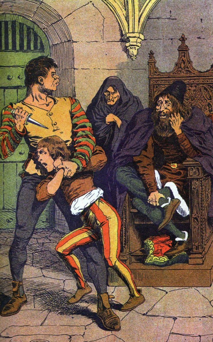 Gille de RAIS-illustration de Louis BOMBLED