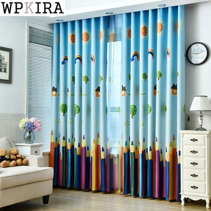 curtain for living room pictures. Children Cartoon Pencil Pattern Tulle Curtains Gauze Product Custome Kids  Bedroom Curtain Yarn Living Room 25 unique curtains ideas on Pinterest bedskirt