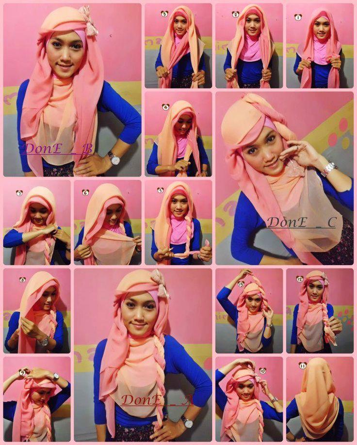 Tutorial hijaab