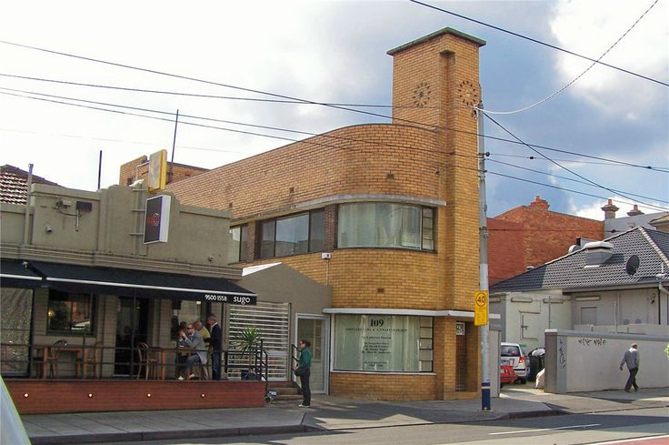 MP 57245. Photograph of the former Coughlan's Dairy at 105-109 Wattletree Road, Armadale; 2007.