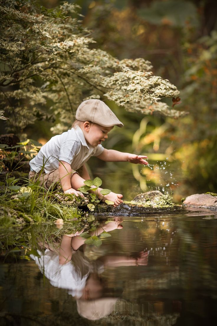WRITING PROMPT: What do you see when you look into a pond, a lake, or a babbling brook? Do your own reflection or does the water open a door to new characters and other worlds? Take time to look beyond your reflection and write about what you encounter on the other side of the water.