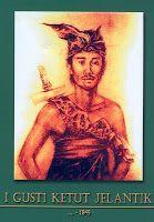 gambar-foto pahlawan nasional indonesia, I Gusti Ketut Jelantik