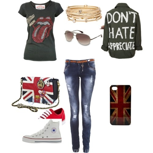 rolling stones outfit - Google Search