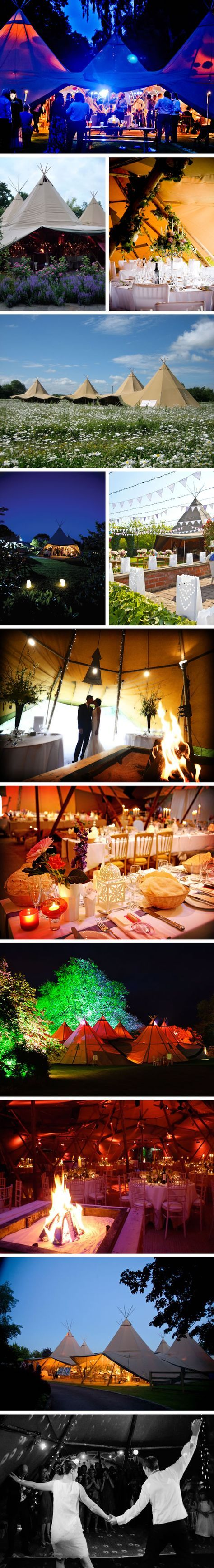 Our Favourites - Teepee & Unique Alternative Marquee Hire | PapaKåta