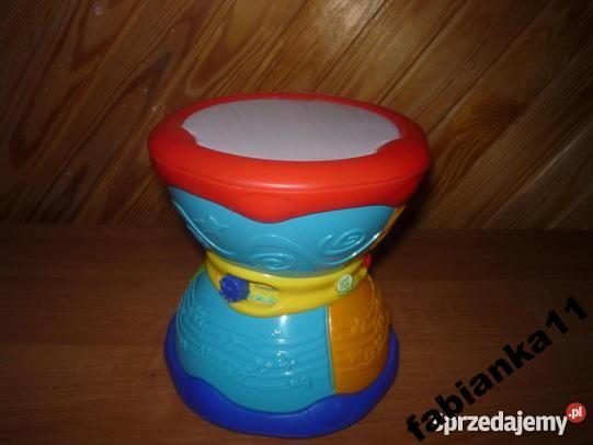 *** Bębenek*** Leap Frog Zapraszam na zakupy :) http://allegro.pl/sklep/22453685_firmowe-zabawki-i-odziez-z-anglii
