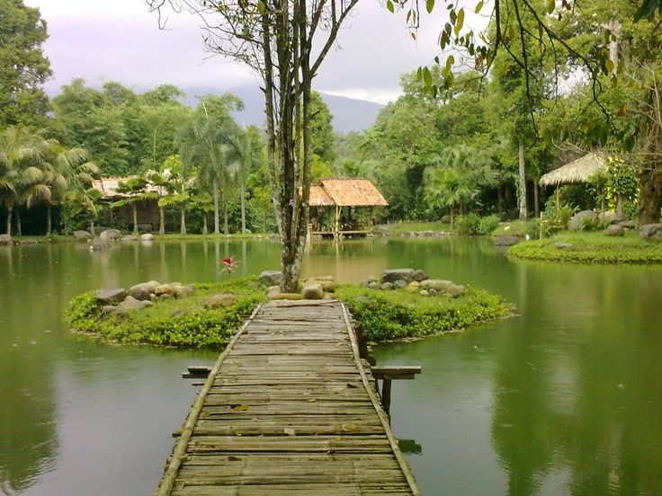 Watu Gunung Menikmati Pedesaan Dengan Nuansa Jawa di Jawa Tengah - Jawa Tengah
