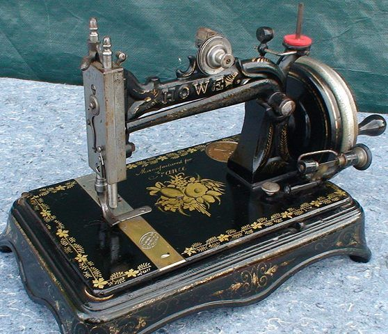 Who Invented the Sewing Machine?