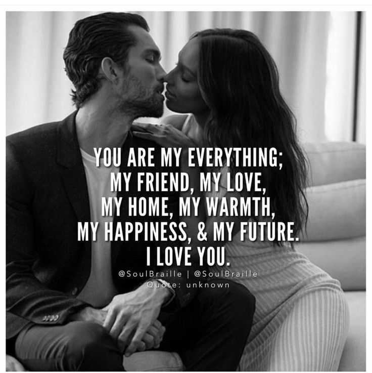 I love you baby ❤❤❤