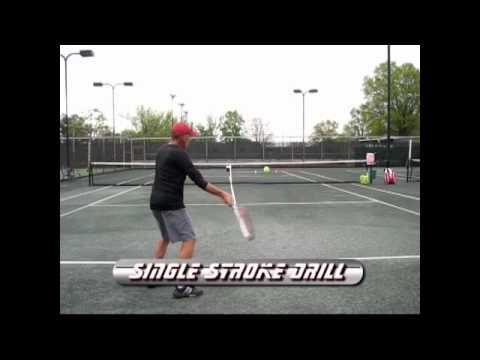 ▶ 2 Minute Clinic Ball Machine Drills - YouTube