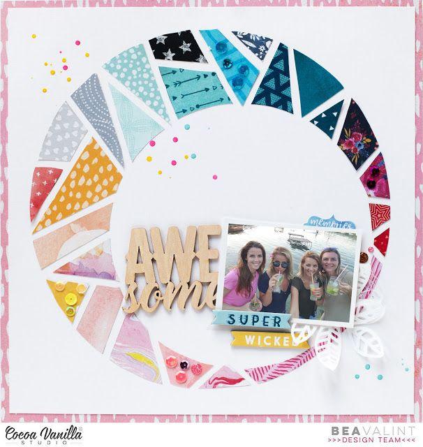Bea Valint: Colorful Day - COCOA VANILLA STUDIO