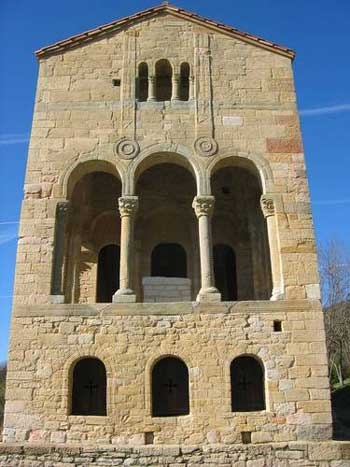 Oviedo Santa Maria del Naranco España