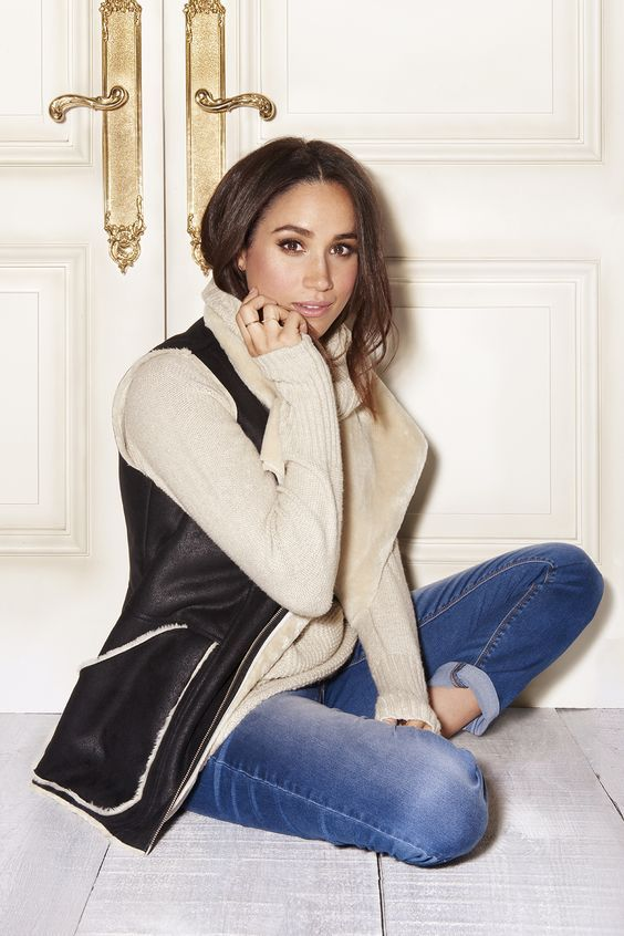 Meghan Markle's diet is really easy to follow, when she's filming she cuts out gluten and goes running, when she's not - anything goes!