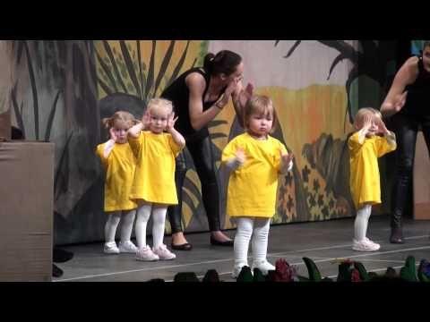 Welttanztag 2012 - Dschungelbuch - Schlangentanz - YouTube