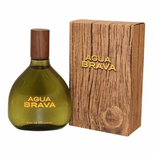 Agua Brava by Antonio Puig, 3.4 oz Eau De Cologne Spray for Men