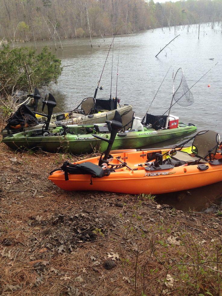 73 best images about kayak fishing on pinterest ocean for Bass fishing kayak