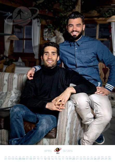 An amazing brothers #Fourcade !
