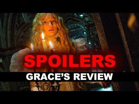 Crimson Peak Movie Review - SPOILERS : Beyond The Trailer