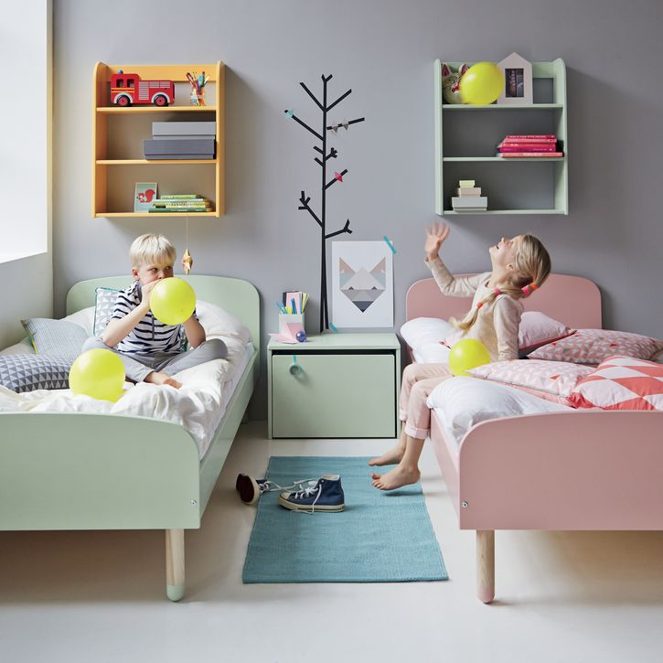 Flexa Children's Bed | @nubiekids
