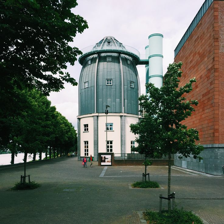 Image 1 of 16 from gallery of AD Classics: Bonnefantenmuseum / Aldo Rossi. Photograph by James Taylor-Foster