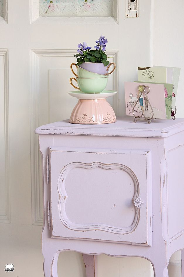 17 Best ideas about Kommode Shabby on Pinterest  Kommode  -> Vintage Kommode Rosa