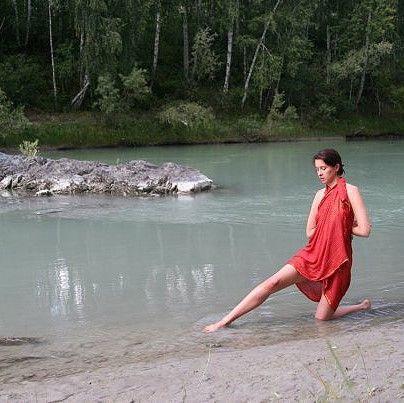 Slavic gymnastics for women