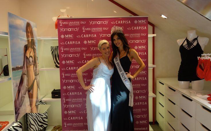 La nostra Bionda ci racconta la sua ultima Mission ImpossiBlonde: carpire i segreti di bellezza delle Miss durante i casting Yamamay a Milano per Miss Universo Italia! http://www.stilefemminile.it/la-vera-bellezza-si-trova-nel-cuore/