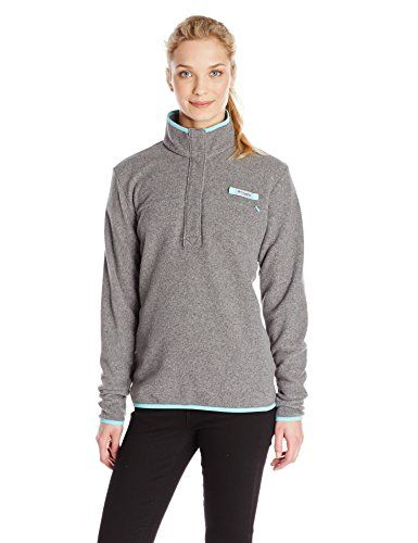 Columbia Sportswear Women's Harborside Fleece Pullover Jacket, Cool Grey/Heather, Medium Columbia http://www.amazon.com/dp/B00GWM42OU/ref=cm_sw_r_pi_dp_9TmWvb0BPEBB1