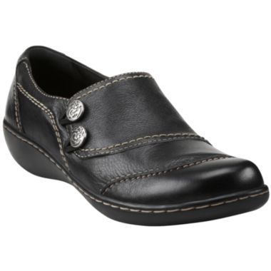 Clarks® Ashland Alpine Slip-On Shoes, $70.00
