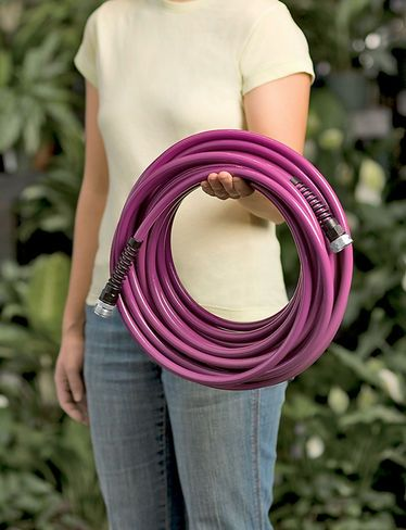Great site for garden supplies...love the color of this hose