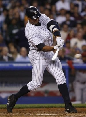 movie of alex rodriguez swinging